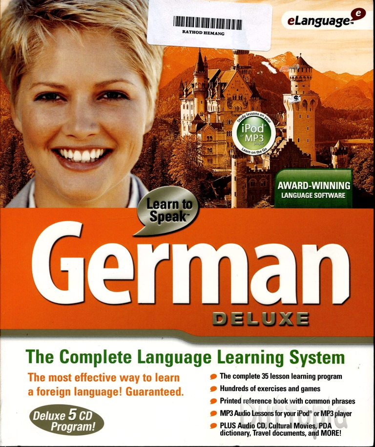Learn German – Learn to Speak German with the Michel ...