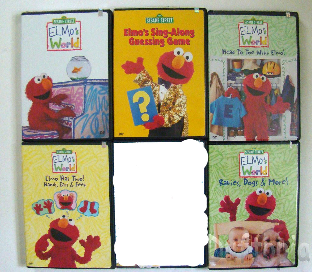 Download Sesame Street Elmo's Sing Along Guessing Game Dvd JPG