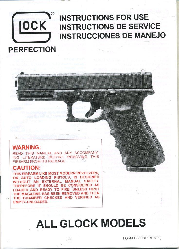 Firearm Manuals