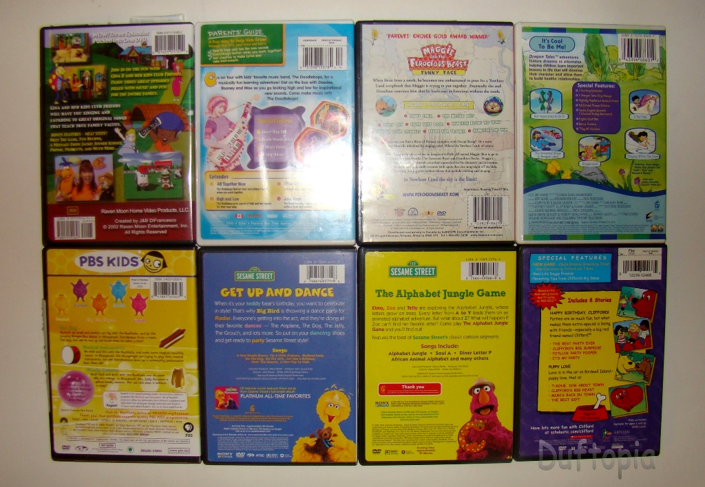 Free Dvds By Mail For Kids