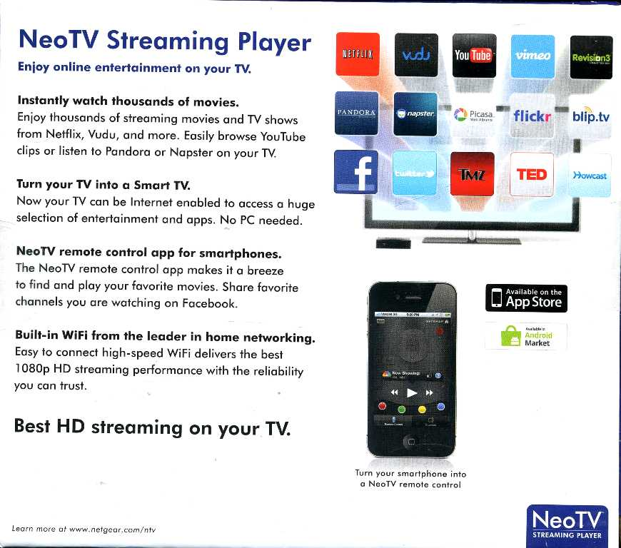 Neotv streaming player channels / Transmission shops in charlotte nc
